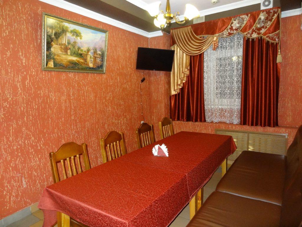 банкетные комнаты в Брянске